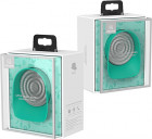 Портативная акустика Usams US-YX002 Bluetooth Speaker Memo Series Green - зображення 2