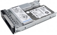"Жесткий диск Dell 600GB 10000rpm 400-ATIL 3.5"" SAS 512n 14G Hot-plug"