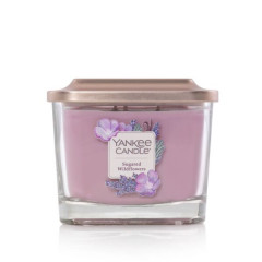 Ароматическая свеча Yankee Candle ELEVATION MEDIUM 38H Sugared Wildflowers (1611834E)
