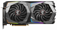 MSI PCI-Ex GeForce RTX 2070 Super Gaming X 8GB GDDR6 (256bit) (1800/14000) (HDMI, 3 x DisplayPort) (RTX 2070 SUPER GAMING X)