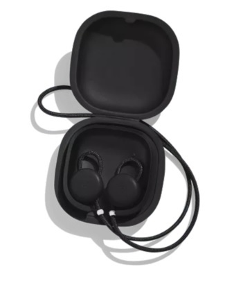 Bluetooth-гарнитура Google Pixel Buds Just Black With Charging Case