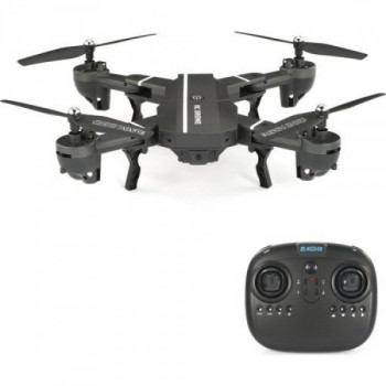 Квадрокоптер RC DRONE 8807 HD WiFi Black