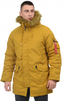 Парка Alpha Industries Altitude L Tumbleweed