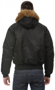 Куртка Alpha Industries N-2B Parka Black