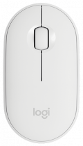 Миша Logitech M350 Wireless White (910-005716) - зображення 1