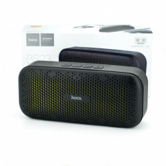 Bluetooth колонка Hoco BS23 elegant rhyme Black (65757)