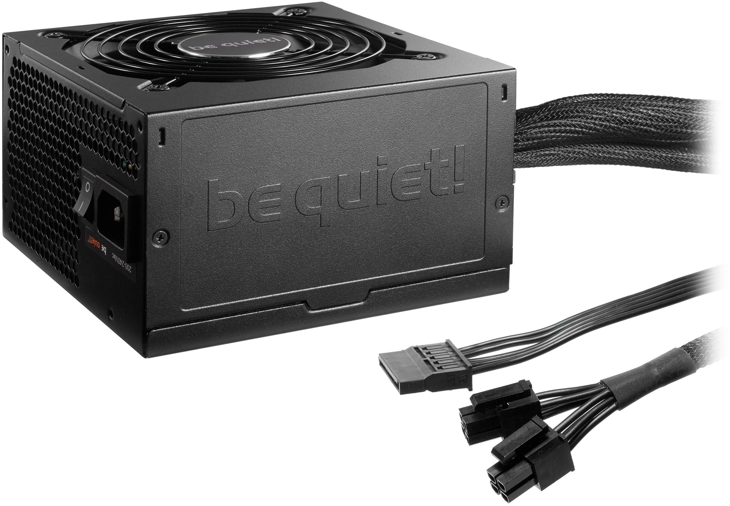be quiet! System Power 9 600W CM (BN302)