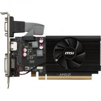 Видеокарта Radeon R7 240 1024Mb MSI (R7 240 1GD3 64b LP)