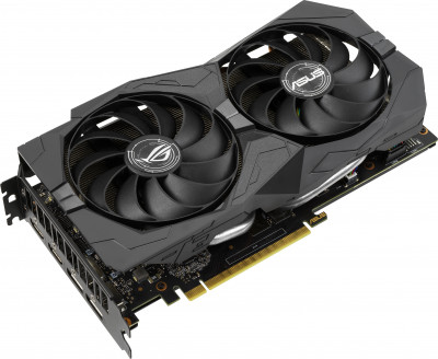 Asus PCI-Ex GeForce GTX 1650 Super ROG Strix OC Gaming 4GB GDDR6 (128bit) (1530/12002) (2 x HDMI, 2 x DisplayPort) (ROG-STRIX-GTX1650S-O4G-GAMING)