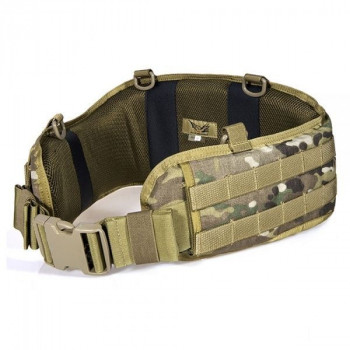 Тактичний ремінь FLYYE Heavy Duty BLS Belt With D Ring Multicam (FY-BT-B012-MC)