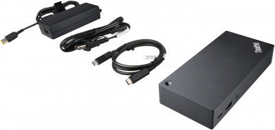 Док-станція Lenovo ThinkPad USB-C Dock Gen 2 (40AS0090EU)