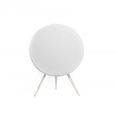 Bang & Olufsen Beoplay A9 White, incl. front cover, maple legs (2002-19)