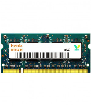 Оперативна пам'ять Hynix SODIMM DDR2 512Mb 533MHz PC2-4200 (HYMP564S64BP6-C4) Refurbished Excellent