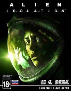 Alien Isolation (PS3, русская версия)