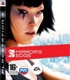 Mirrors Edge (PS3, русская версия)