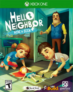 Hello Neighbor Hide and Seek (Xbox One, русские субтитры)