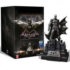 Batman: Arkham Knight Limited Memorial Edition (Xbox One, русские субтитры)