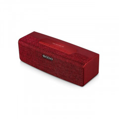 Беспроводная Bluetooth колонка SODO L2-LIFE Dark Red Оригинал