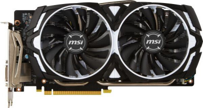 Видеокарта MSI GeForce GTX 1060 ARMOR 3G OCV1 Б/В
