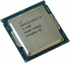 Процессор Intel Core i3-6100 (S1151/2x3.7GHz/8GT/s/3MB/51 Вт/BX80662I36100) Б/У