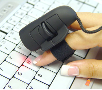 Мышка на палец Finger Mouse SKU_508275