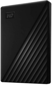 "Жорсткий диск Western Digital My Passport 5TB WDBPKJ0050BBK-WESN 2.5"" USB 3.0 External Black"