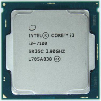Процессор Intel Core i3 7100 3.9GHz (3MB, Kaby Lake, 51W, S1151) Tray (CM8067703014612)