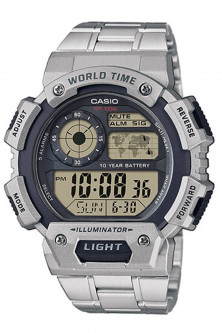 Часы CASIO AE-1400WHD-1AVEF Japan