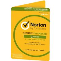 Антивирус Norton by Symantec NORTON SECURITY DELUXE 3D 1 Year 3 Device ESD key (21390867)