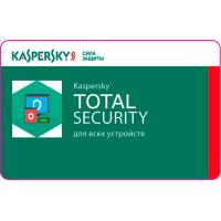 Антивирус Kaspersky Total Security Multi-Device 2 ПК 2 year Renewal License (KL1919XCBDR)