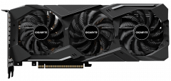 Gigabyte PCI-Ex GeForce RTX 2070 Super Windforce 8G 8GB GDDR6 (256bit) (1770/14000) (Type-C, HDMI, 3 x Display Port) (GV-N207SWF3-8GC)