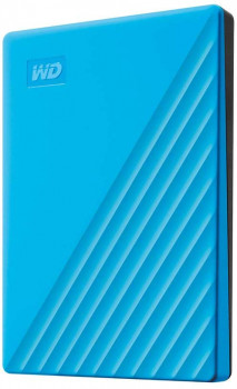 "Жорсткий диск Western Digital My Passport 2TB WDBYVG0020BBL-WESN 2.5"" USB 3.0 External Blue"