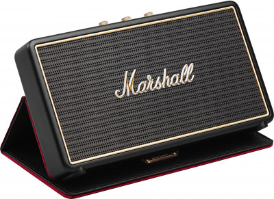 Marshall Portable Loudspeaker Stockwell Black with Case (4091451)