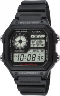 Часы Casio Collection AE-1200WH-1AVEF 341034