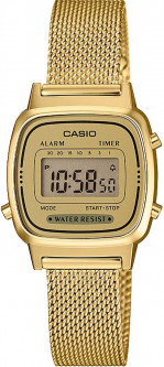 Часы Casio Standard Digital LA670WEMY-9EF 385840