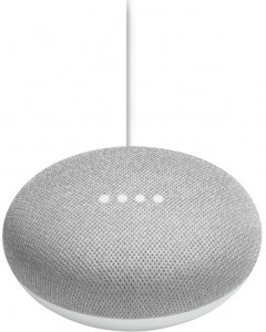 Смарт-колонка Google Home Mini Chalk ENG (STD02413)