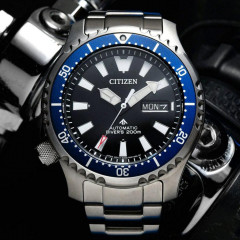 Часы Citizen Promaster FUGU NY0098-84E Automatic Diver's 8203 Limited Edition