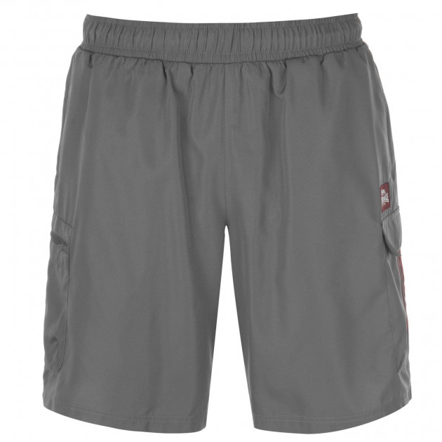 Шорты Lonsdale Cargo Shorts Mens XL Charcoal (4096175)