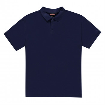 Поло Pierre Cardin XL Plain Polo Shirt Mens 4XL Wide Navy (4535114)