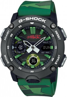 Мужские часы CASIO G-SHOCK GA-2000GZ-3AER