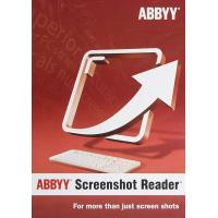 ПО для роботи з текстом ABBYY Screenshot Reader (ESD) for personal use (SR11XW-FMPL-X)