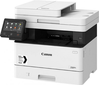 Canon i-SENSYS MF445dw with Wi-Fi, duplex, DADF, fax (3514C027/3514C061AA)
