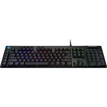 Клавиатура Logitech G815 Gaming Mechanical GL Linear RGB USB (920-009007)