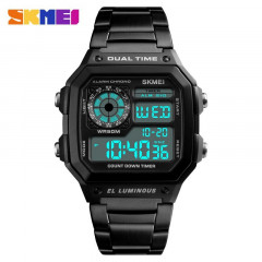 Skmei 1335 All Black