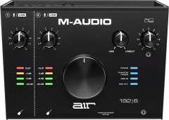 Аудиоинтерфейс M-Audio Air 192x6 (AIR192x6)