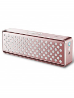 Портативная колонка Rock CK Mubox Bluetooth Speaker Rose Gold