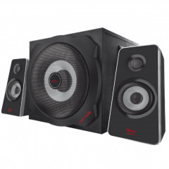 Акустическая система Trust GXT 638 Digital Gaming Speaker 2.1 Black (TR19755)