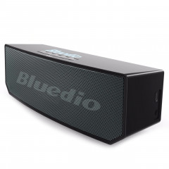 Колонка Bluedio BS-6 Black мощность 10 Вт micro USB AUX-вход Bluetooth 5.0 голосовое управление