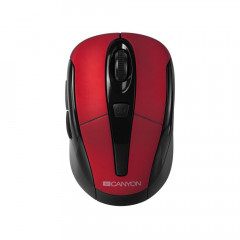 Canyon CNR-MSOW06R Black/Red USB (CNR-MSOW06R)