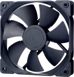Кулер Fractal Design Dynamic X2 GP-12 PWM Black (FD-FAN-DYN-X2-GP12-PWM-BK)